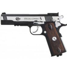 Pištoľ CO2 Colt Special Combat Classic, cal. 4,5mm, BB