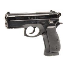 """Pištoľ CO2 """"ASG CZ 75 D compact"""" 4,5mm, BB – čierna"""