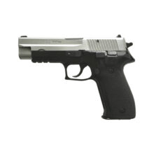 Pištoľ Norinco NC 226, kal. 9 mm Luger, chróm
