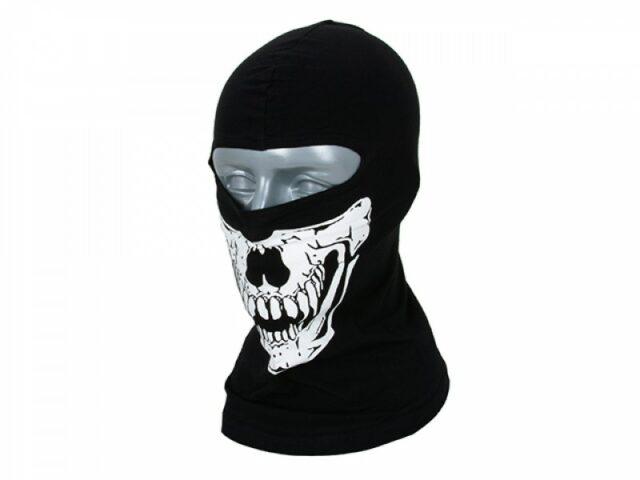 Kukla 8FIELDS Skull – čierna