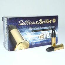 SB 22 LR CLUB (Standard) 2,56g./40grs. Sellier & Bellot (50ks)
