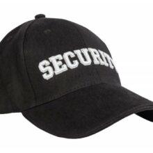"Šiltovka ""Baseball"" s logom – SECURITY"