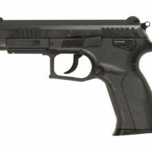 Airsoftová CO2 pištoľ GRAND POWER K100 BB 6mm – čierna