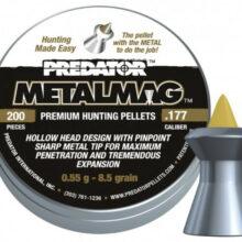 Diabolky JSB Predator Metalmag 4,50mm 200ks
