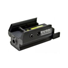 Laser na zbraň SWISS ARMS Micro – červený
