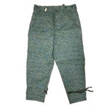 Nohavice armádne ČSĽA vz.60 ihličkové, kópia – novovýroba