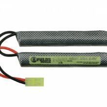 Akumulátor 8FIELDS Ni-MH 9,6V mini – 1600mAh