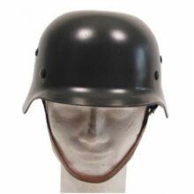 """Prilba plechová """"Nemecká"""" WWII MFH 10553B – olivovozelená"""