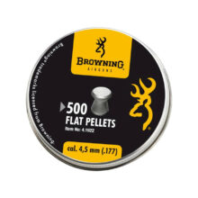 Diabolo Browning Flat 4,5mm 500ks