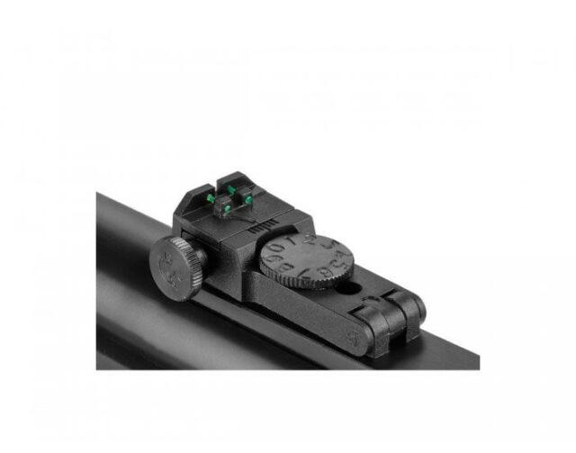 Vzduchovka HATSAN AirTact PD, kal. 4,5mm – čierna