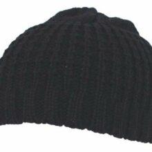 Čiapka pletená MFH 10927A – čierna