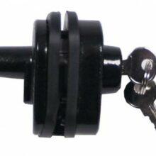 Zámok bezpečnostný pre zbrane MFH 27998 s kľúčmi