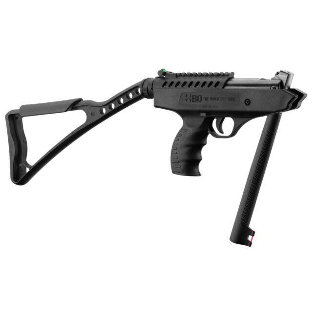 Vzduchová pištoľ B.O. Langley Pro Sniper, kal. 4,5 mm