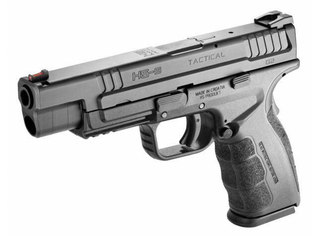Pištoľ HS-9 5.0 G2, kal. 9×19