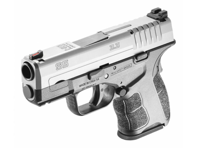 Pištoľ HS S5 3.3 SS, kal. .45ACP