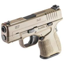 Pištoľ HS S7 3.3 AFDE, kal. 9×19
