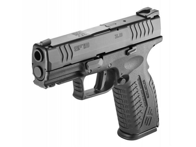 Pištoľ HS SF19 3.8, kal. 9×19