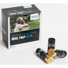 Brokové náboje ZVS Rival Trap Easy 12/70 24g / 2,4mm, 25ks