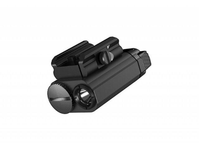 Svietidlo na pištoľ NITECORE NPL20, 460lm – čierne
