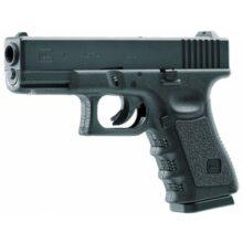 Pištoľ CO2 GLOCK 19, kal. 4,5mm BB