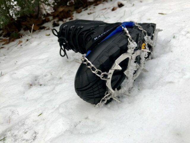 """Snežné hroty """"Mačky"""" turistické RAPEKS Icetrak"""