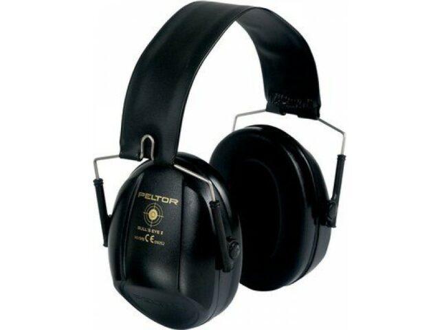 Chrániče sluchu PELTOR 3M BULL´S EYE – čierne