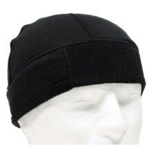 Čiapka zimná BW fleece MFH 10859A – čierna
