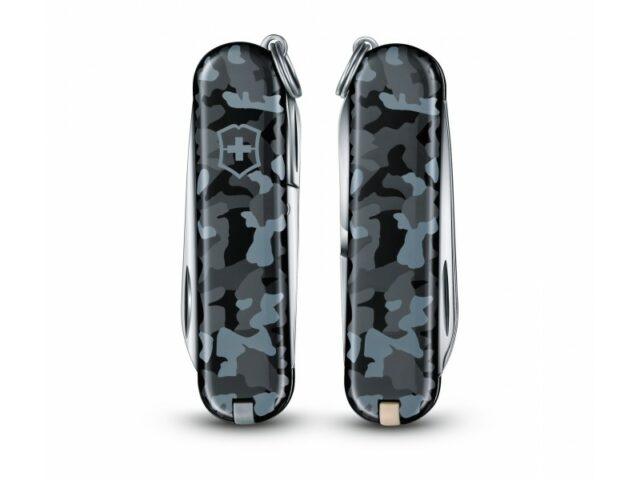 Nôž VICTORINOX 0.6223.942 Classic SD, 58mm – navy camouflage