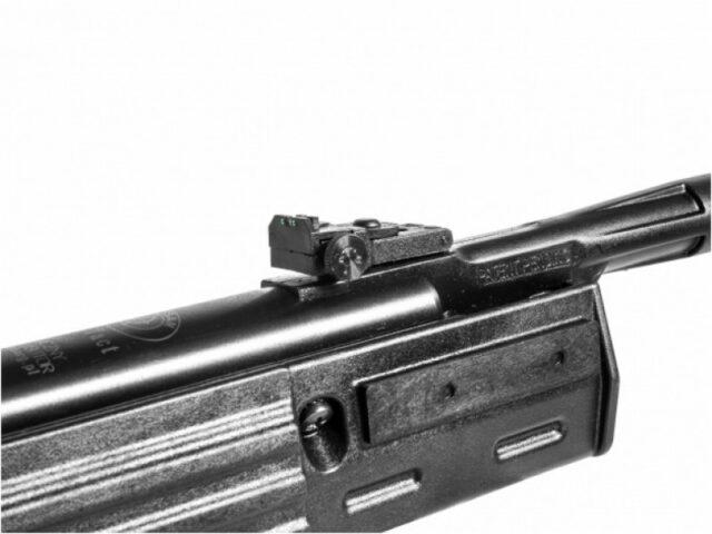 Vzduchovka HATSAN Airtact, kal. 4,5mm – čierna