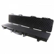 Kufor bezpečnostný na dlhú zbraň TSUNAMI 1222311, 122cm – čierny