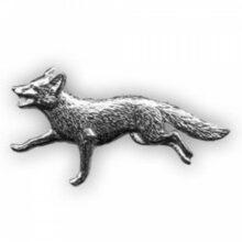 Odznak líška strieborný – celý