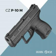 CZ P-10 M, kal. 9×19