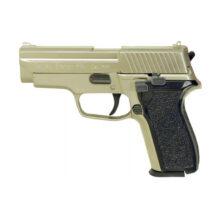 Plynová pištoľ Baron HK – satén, kal. 9mm P.A.