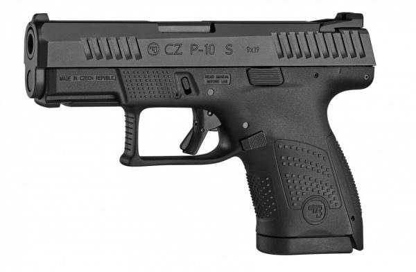 CZ P-10 S, kal. 9×19