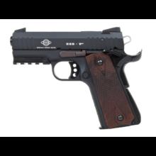 Pištoľ GSG 922 Walnut, kal. .22 LR, čierna