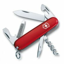 Nôž Victorinox Sportsman – červený