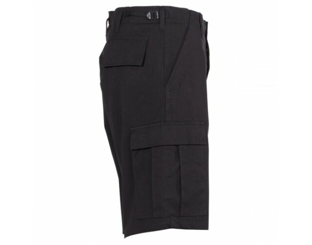 Nohavice BDU short R/S MFH 01512A – čierne