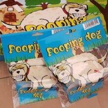 Pooping DOG 2ks