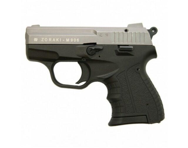 """Pištoľ plynová """"Atak Zoraki 906"""" cal. 9mm P.A. – titan"""