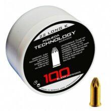 """Náboj revolverový štartovací """"Pobjeda"""" .22 long – (100 ks)"""