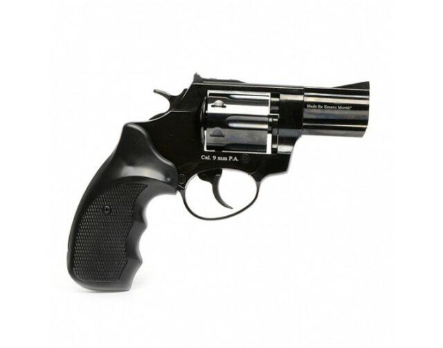 Revolver plynový Ekol Viper 2,5″, 9mm – čierny