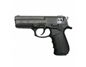 """Pištoľ plynová """"Atak Zoraki 2918"""" cal. 9mm P.A. – čierna"""