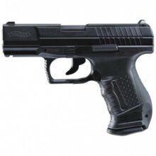 "Airsoftová CO2 pištoľ ""Walther P99 DAO"" – čierna BB 6mm"
