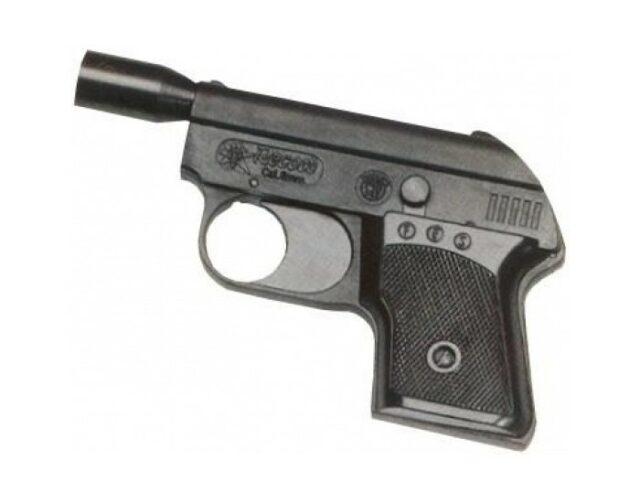 "Pištoľ štartovacia IWG Record ""GP1S"" – cal. 6mm"