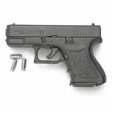 "Pištoľ plynová ""Bruni MiniGap"" cal. 9mm – čierna"