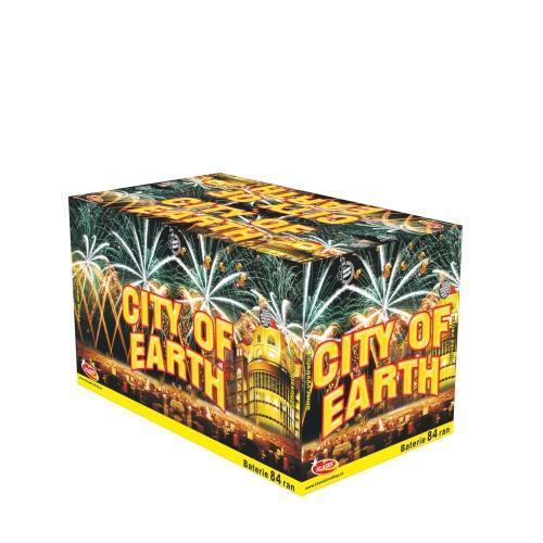 City of Earth 84 rán, multikaliber 30 + 50mm