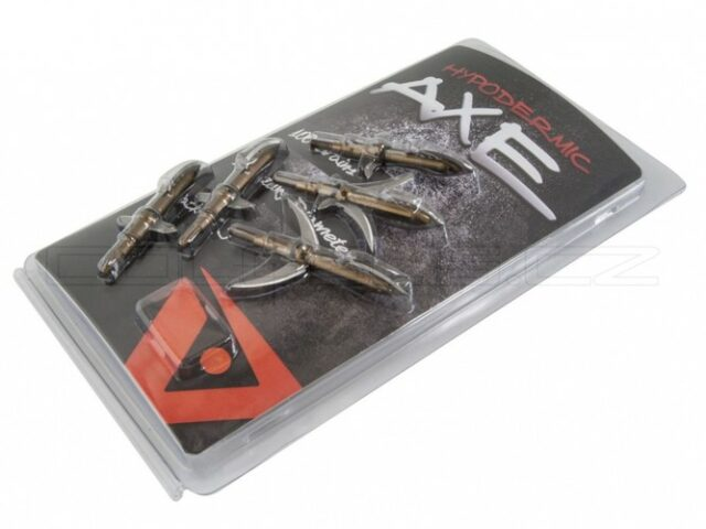 Hroty lovecké Beast Hunter Battle Axe 5ks