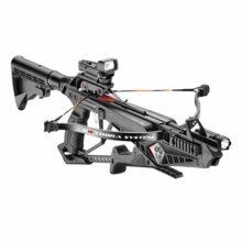 Kuša reflexná Ek-Archery COBRA R9 De Luxe 90lb – čierna