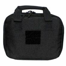 Puzdro prepravné na krátku zbraň MFH 30771A – čierne