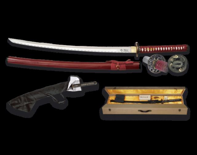 Meč katana TOLE s krabicou